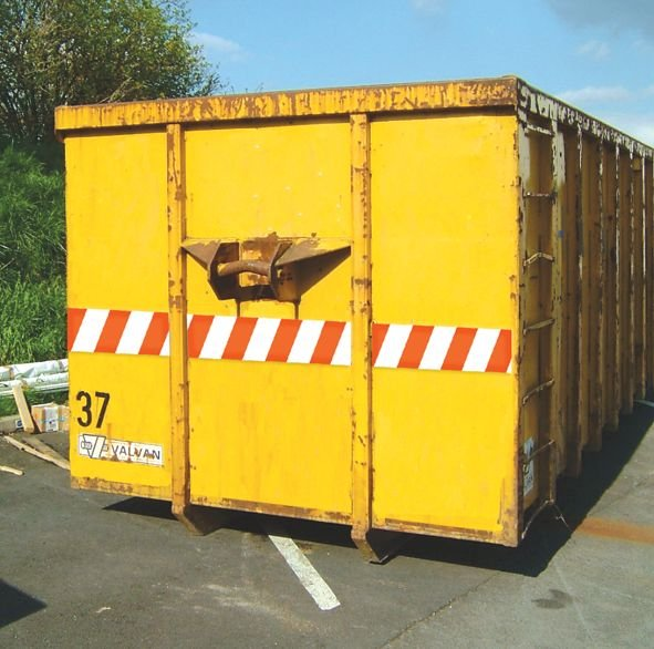 Retroreflecterende contourmarkering voor vrachtwagens - Seton