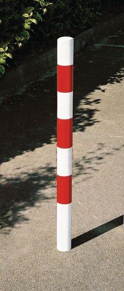 Vergrendelbare houder voor signalisatiepaal - Seton