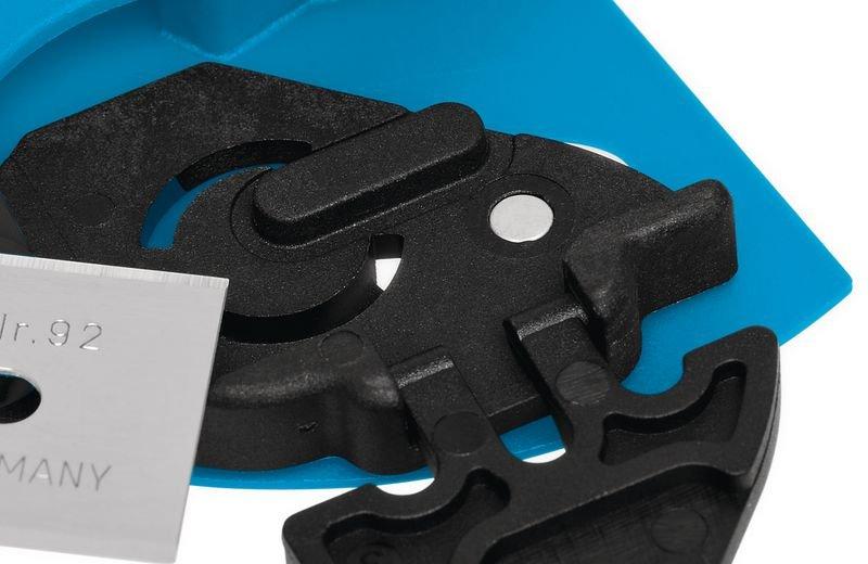 Veiligheidsmes met vervangbaar lemmet Martor® Secupro Martego - Accessoires voor goederenbehandeling