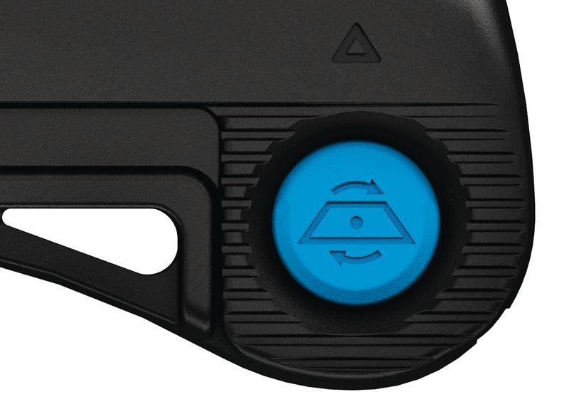 Stevig veiligheidsmes met driedubbele schuifknop en vervangbaar lemmet Martor® Secupro Maxisafe - Verpakking en verzending
