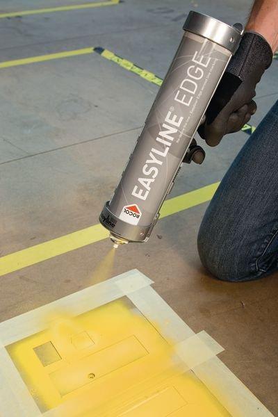 Markeerpistool voor Easyline® verfspuitbus - Lijnentrekkers en verfaccessoires