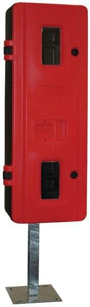 Voet voor opbergkast van brandblusser - Seton