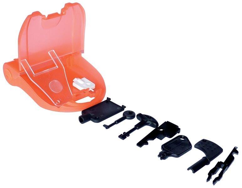 Kit met resetsleutels voor handbrandmelder - Seton