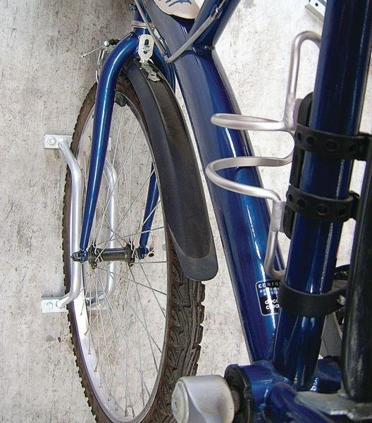 Modulaire fietsklem voor grond- of muurbevestiging - Seton