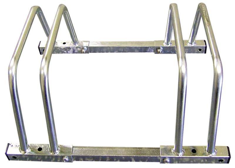 Modulaire fietsklem voor grond- of muurbevestiging - Fietsrekken