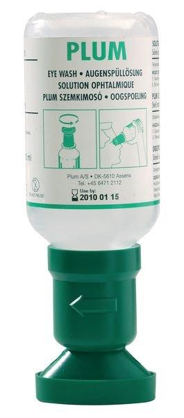 Kit oogspoelfles 200 ml met riemetui - Nooddouches, oogdouches en oogspoelingen