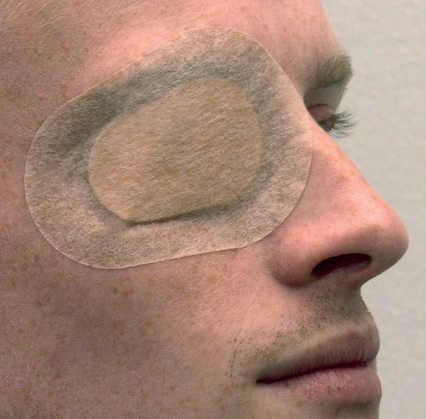 Hypoallergene oogpleisters - Seton