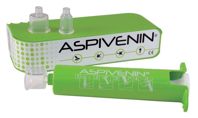 Vacuumpomp voor insectenbeet - Instrumenten voor verbanddoos