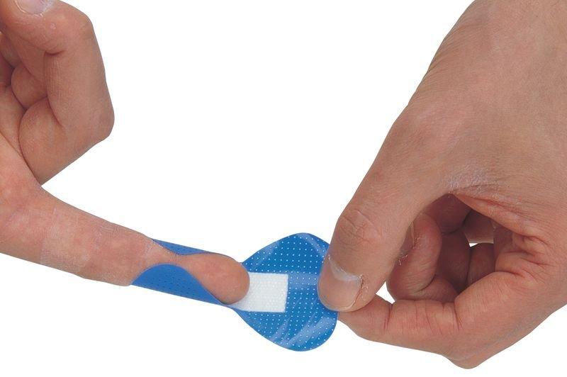 Detecteerbare vingertoppleisters - Seton