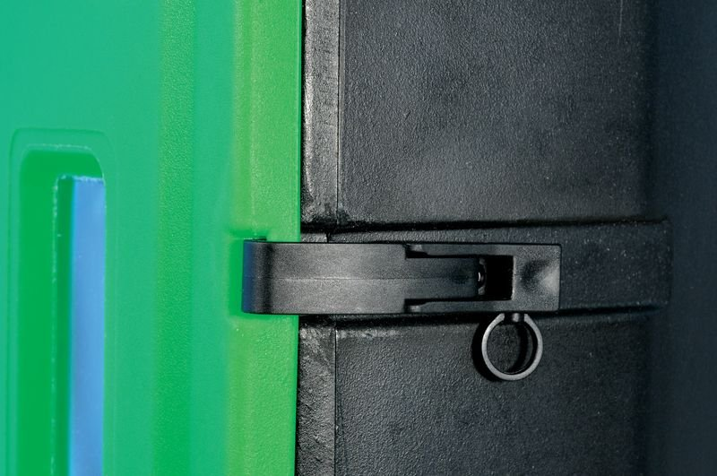 Koffer voor draagbare nooddouche - Nooddouches, oogdouches en oogspoelingen