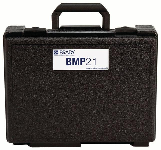 Harde opbergkoffer - voor labelprinter BMP21 PLUS - Seton