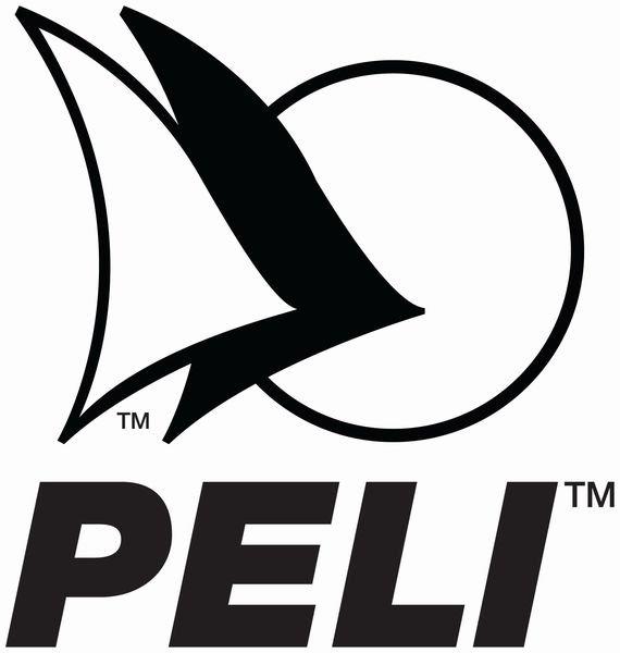 Zaklantaarn-schijnwerper PELI™ op batterijen PELI™