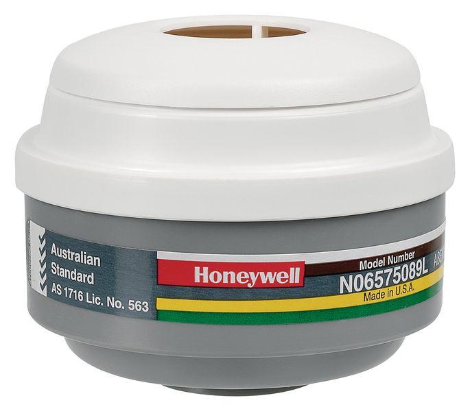 Filters Honeywell North® voor halfgelaats- en volgelaatsmaskers N-serie
