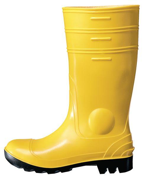 Gele veiligheidslaarzen S5 Nora Uvex