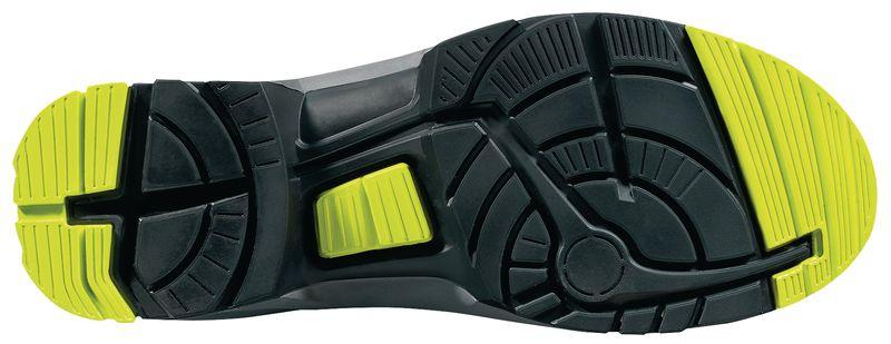 Soepele Werkschoenen.Veiligheidsschoenen S2 Uvex 8544 Seton Nl