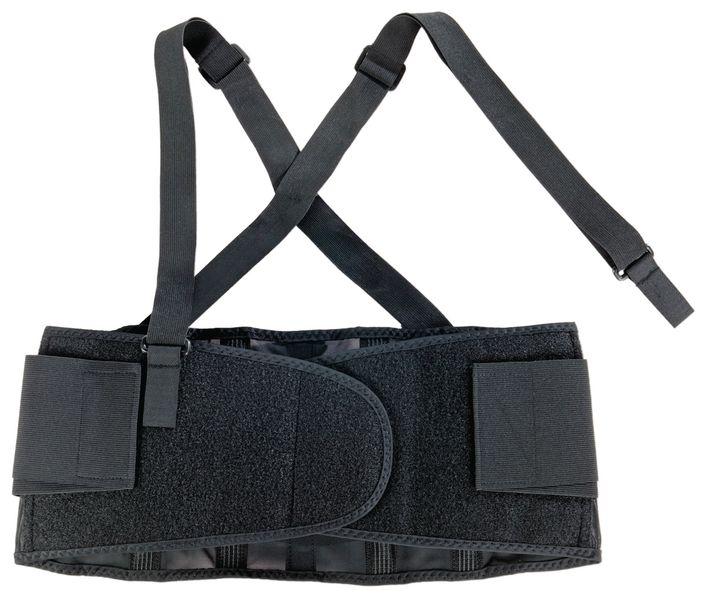 Lendengordel met bretellen, met stevige elastische band Ergodyne® ProFlex® 100