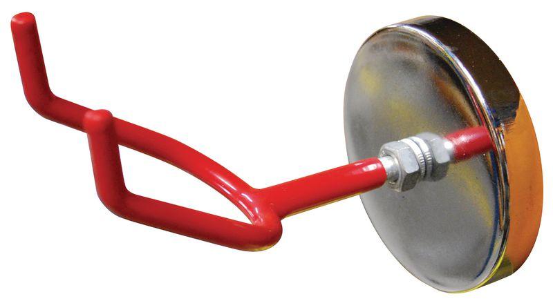 Magnetische haak voor veiligheidsschoenen