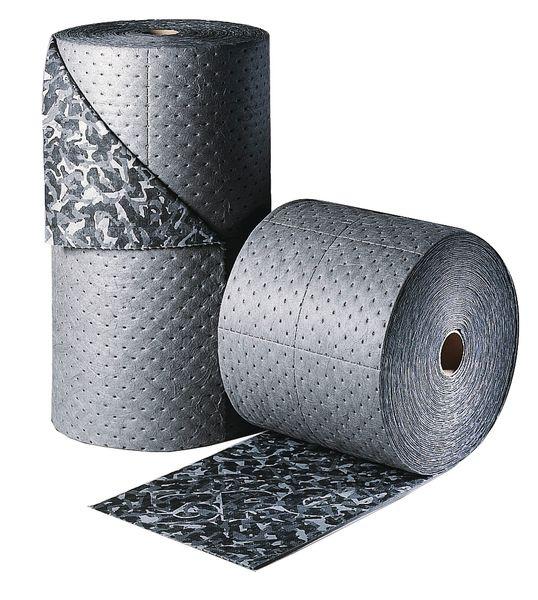 Absorberende mat voor alle producten, op rol met camouflagemotief