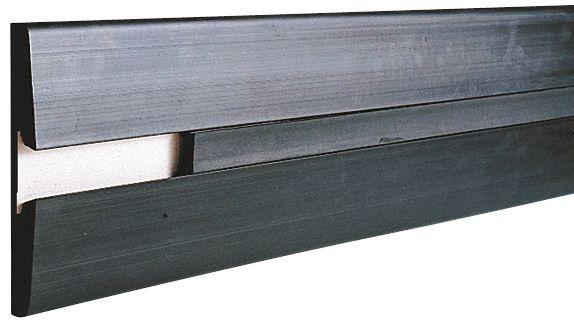 Beschermingsstrook van elastomeer, 150 mm breed