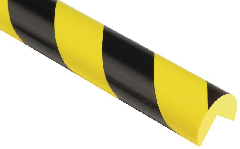 Afgeronde stootrand voor hoek van schuim, hoek van 25 mm