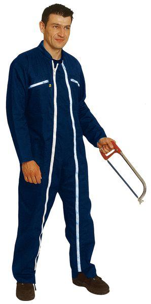 Overall van polyester ter bescherming tegen vuil