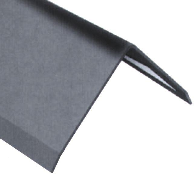 Robuuste inox stootranden voor hoeken met verschillende afwerkingen