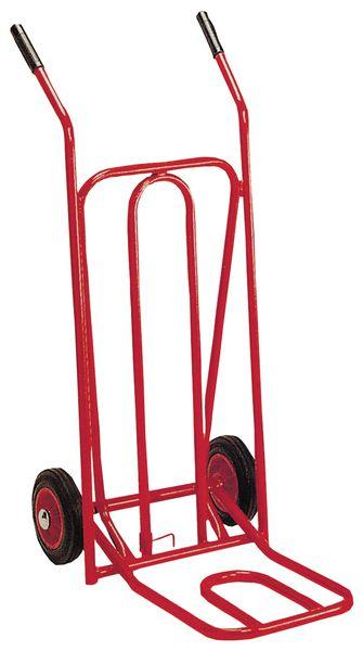 Inklapbare steekwagen voor zware lasten