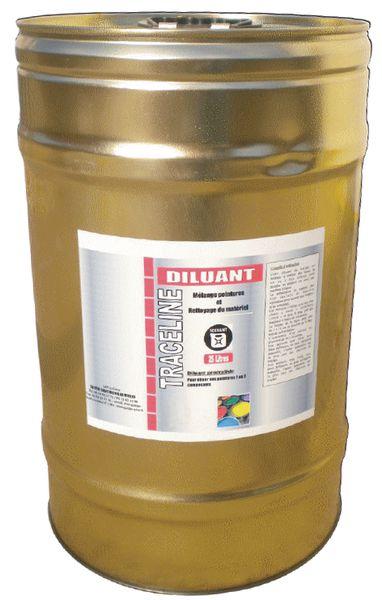 Thinner/oplosmiddel voor markeringsverf