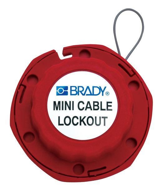 Universeel vergrendelingssysteem voor lockout