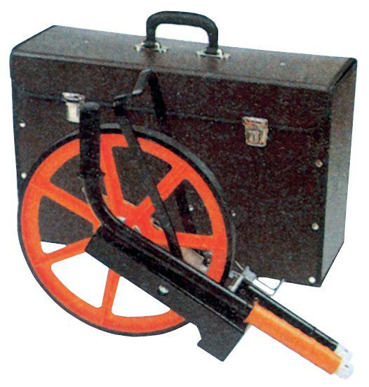Standaard afstandsmeter met wiel