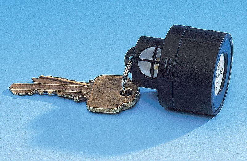 Voordelig, persoonlijk sleutelhangeralarm