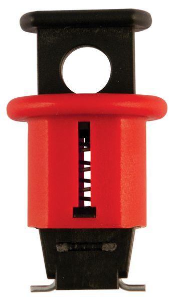 Miniatuur vergrendelingssysteem voor lockout stroomonderbreker