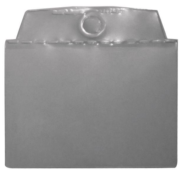 Magnetische insteekhoezen van vinyl, met of zonder flap