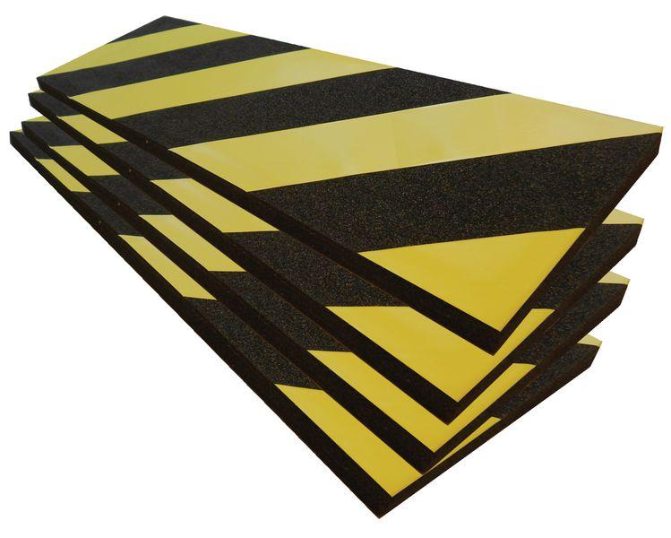 Beschermprofiel van polyethyleenschuim voor vlak oppervlak