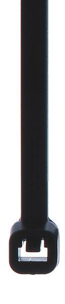 Nylon spanbandjes in het zwart of naturel