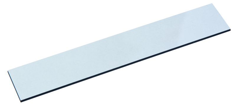Blanco reserveplaatje voor aanwezigheidsbord Legamaster