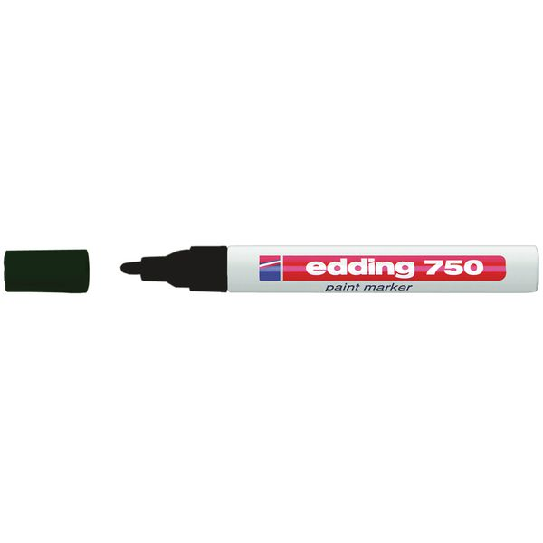 Verfmarker Edding 750/751 - 1 of 2 mm