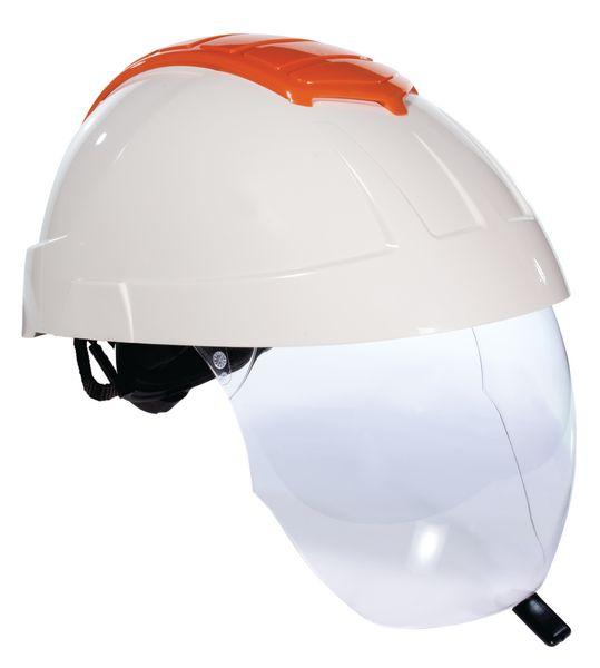 Veiligheidshelm E-Man® tegen elektrische vlambogen