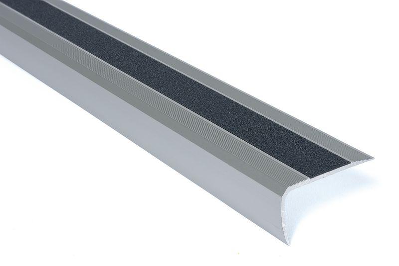 Slipvaste trapneus in aluminium Easy Clean