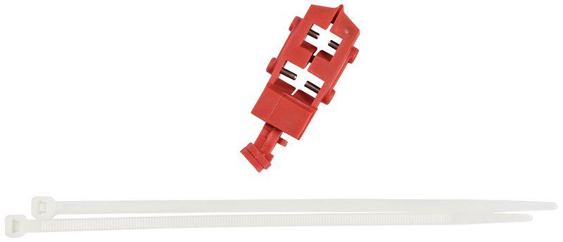 TagLock™ vergrendelingssysteem voor installatieautomaat 120 V