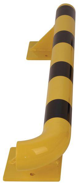 Modulaire PARTUB balk voor muurbescherming in gegalavaniseerd staal