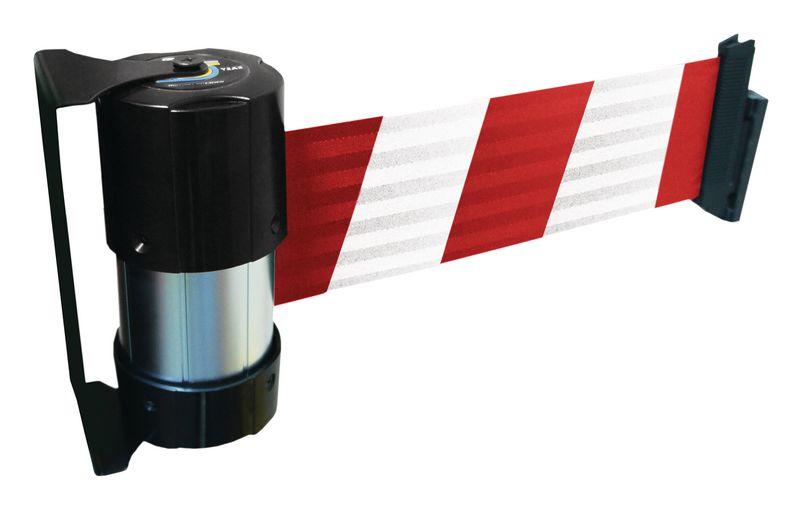 Voordelige wandcassette met extra breed lint