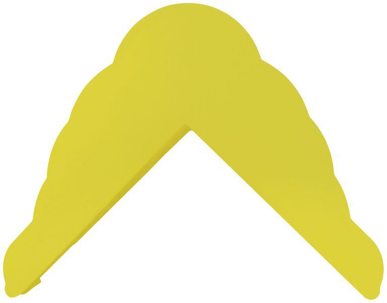 Afdekkap voor stootprofiel voor hoeken
