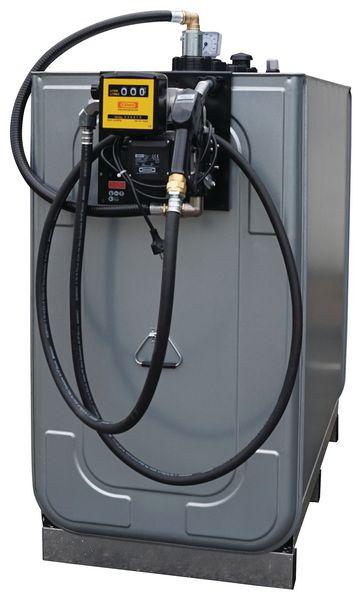 Tank voor diesel, hydraulische oliën en koelvloeistof (1000 l/1500 l)