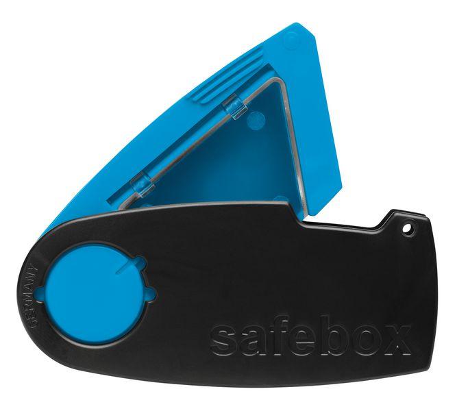 Safebox: doos voor gebruikte lemmeten