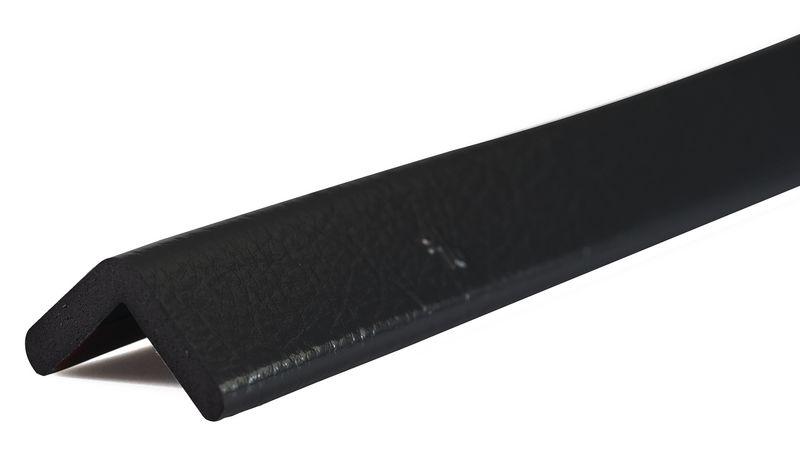 Eenkleurige stootrand voor hoek Optichoc, hoek van 35 mm