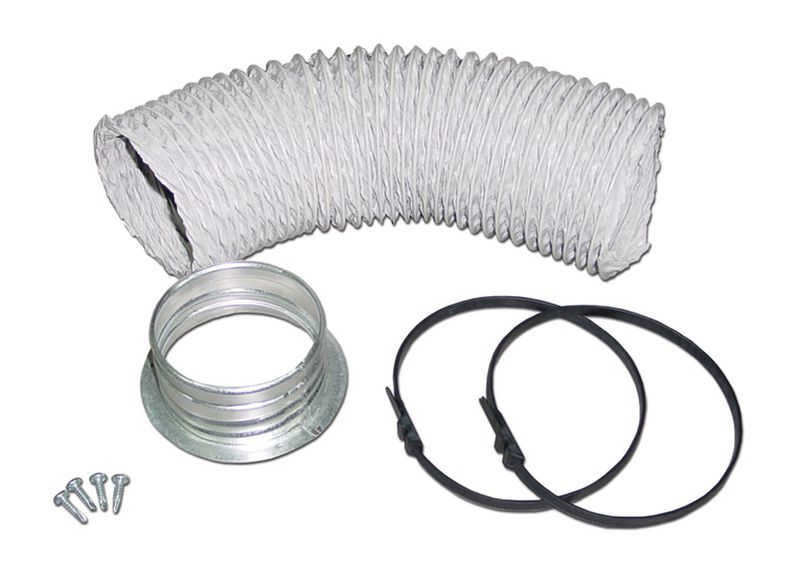 Kit voor aansluiting van ventilatie- en filtersysteem