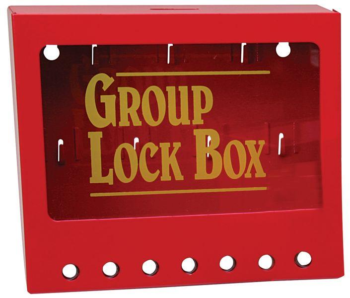 Lockoutbox voor muurbevestiging