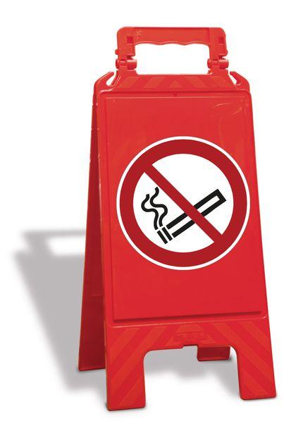 """A-bord """"Verboden te roken"""" - P002"""