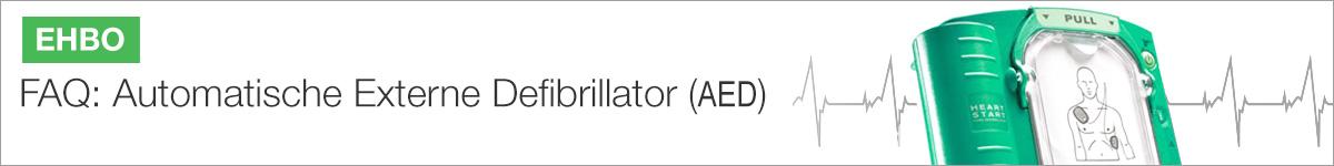 FAQ: hoe gebruik ik een AED? |